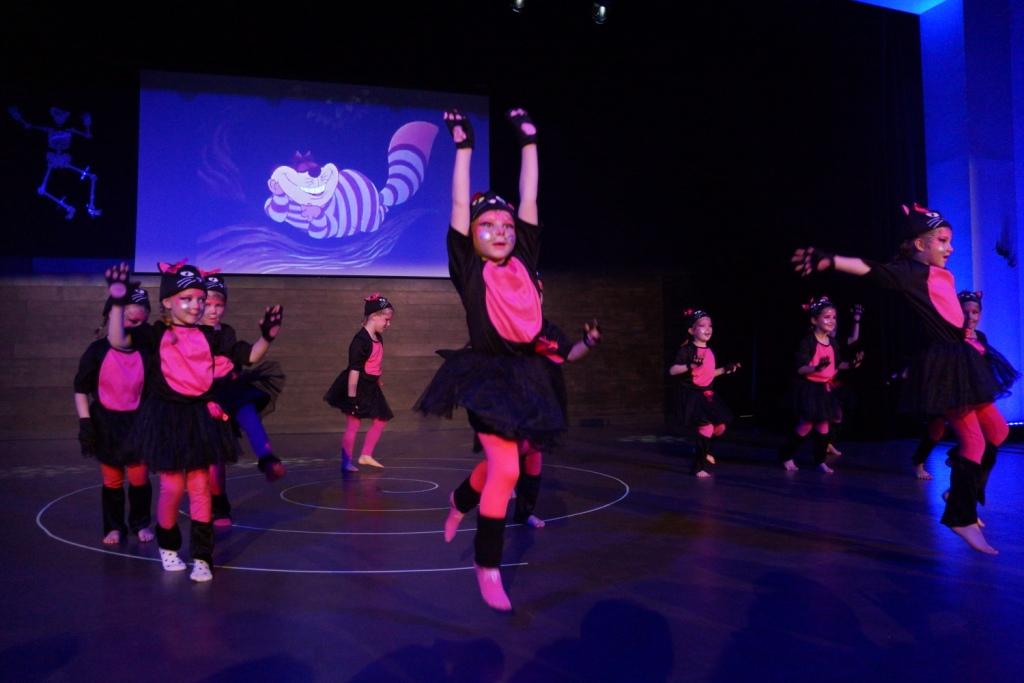 gala 2017 danse bien etre kids 4-6 ans