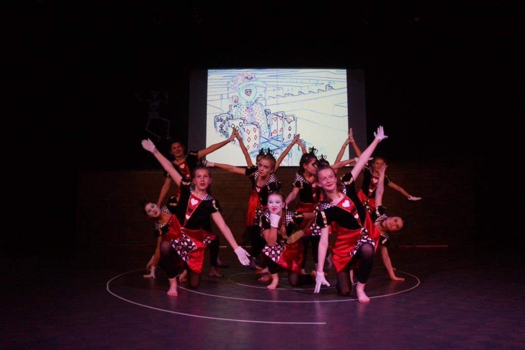 gala 2017 danse bien être ados 11 - 14 ans
